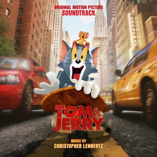 دانلود موسیقی متن فیلم Tom & Jerry 2021