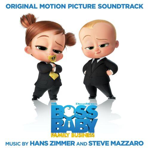 دانلود موسیقی متن فیلم The Boss Baby 2 2021